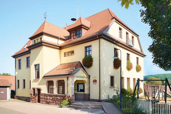 Oberthulba Rathaus