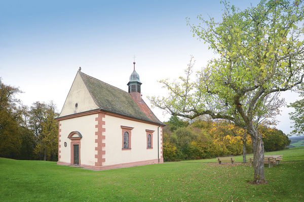 Frankenbrunn Michaelskapelle