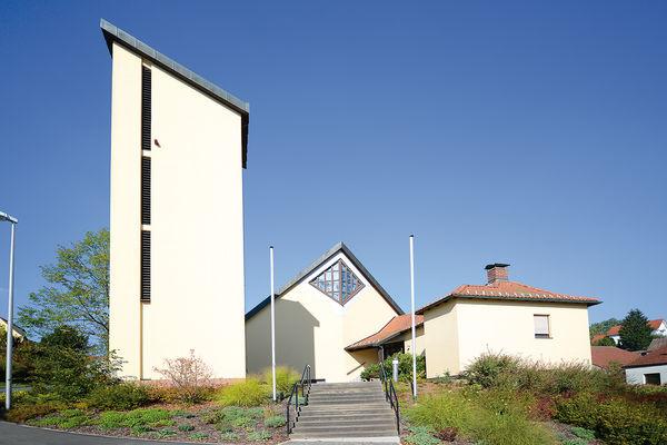 Hassenbach Kirche