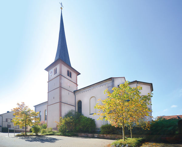 Oberthulba Kirche