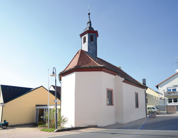 Schlimpfhof Alte Kirche