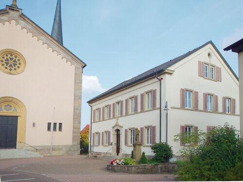 Oberthulba Pfarrhaus