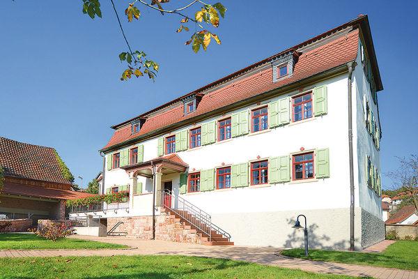 Hassenbach Gemeindehaus 15cm