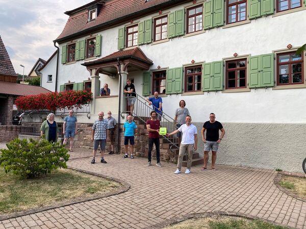 Gemeindehaus Hassenbach Defi