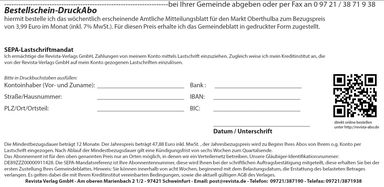 Revista - bestellschein-oberthulba_aktuell
