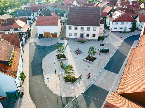 Marktplatz Oberthulba